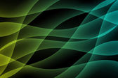 Light Wave Abstract Background — Stok fotoğraf