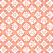 Pattern illustration of abstract flowers — Stock Photo
