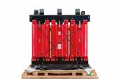 Cast resin transformer — Stock Photo