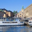 Sweden, Stockholm - The Old Town. — Stock Photo