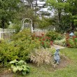 Fall view of Garden — Stock Photo #54325789