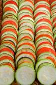 Delicious food Ratatouille — Stock Photo