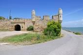 Old Turkish fortress Yeni-Kale — Stock Photo