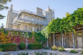 Southern terraces of Vorontsov Palace — Stock Photo