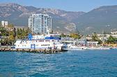 Vista general de Yalta — Foto de Stock