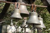 Bells in St. George monastery — Stockfoto