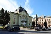 Drama Theatre in Chernivtsi — Stock Photo