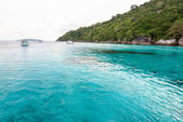 Honeymoon Bay in Mu Koh Similan, Thailand — Stock Photo