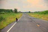 Stock Photo - roadway — Stock Photo