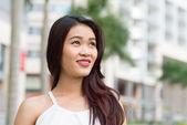 Beautiful Vietnamese woman — Stock Photo
