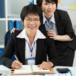Amiable colleagues — Stock Photo #59095847