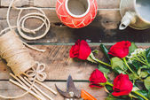 Florists things — Foto Stock