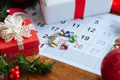 Juldagen — Stockfoto