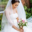 Charming bride — Stock Photo #59437937
