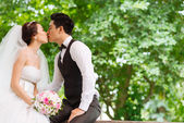 Wedding Love — Stock Photo