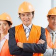 Confident engineers — Stock Photo #59453537