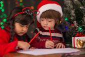Letters for Santa Claus — Stock Photo