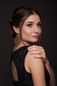 Gorgeous young woman — Stock Photo