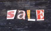 SALE  conept — Stock Photo
