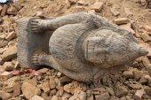 KATHMANDU, NEPAL - APRIL 29, 2015: Patan dubar Square which was — Stock Photo