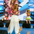 Постер, плакат: Okada Marina Vocals from LoVendor Group in Japan Festa in Bangkok 2014