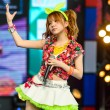 Постер, плакат: Tanaka Reina Vocals Leader from LoVendor Group in Japan Festa in Bangkok 2014