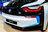 New BMW I8 Sports car. — Stock Photo