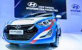 Hyundai Elantra Sport — Foto de Stock