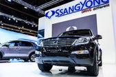 SsangYong Rexton — Stock Photo