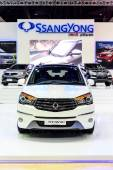 SsangYong Stvic — Stock Photo