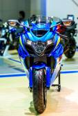 Suzuki GSX-RR — Stock Photo