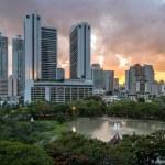 Bangkok cityscape — Stock Photo #52696297