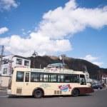 View around Shimoyoshida Station — Stock Photo #75909351