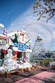 Колесо обозрения в Иокогаме в cosmo — Стоковое фото