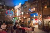 Shin-yokohama ramen museum — Stockfoto