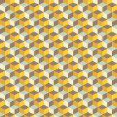 Abstract retro geometric pattern — Stock vektor