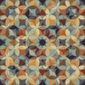 Padrão geométrico colorido — Vetor de Stock