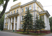 The KGB Department of the Vitebsk region — Stock Photo