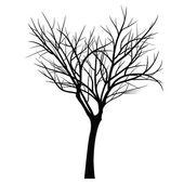 树的枯枝 — 图库矢量图片