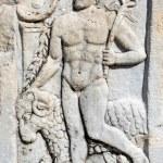 Ancient ruins in Ephesus Turkey — Stock Photo #77516058