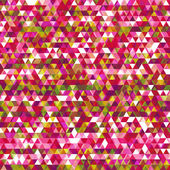 Beautiful Triangle Vector Background — Stock vektor