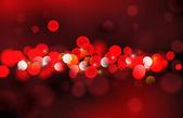 Dark Red  Background, With Gradient Mesh, Vector Illustration — Stock Vector