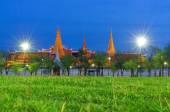 Grand Palace view of bangkok — Stock Photo