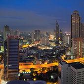 Vista di bangkok — Foto Stock