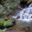 Waterfalls in deep forest. — Stock Photo #75371117