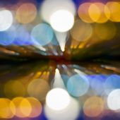 Abstract background lights — Stock Photo