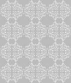 Modèle sans couture gris — Vecteur