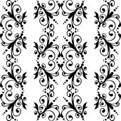 Seamless ornate vintage pattern — Stock Vector