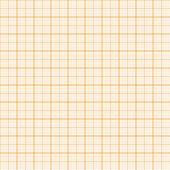 Vector graph millimeter paper seamless pattern — Stock Vector