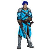 Warrior — Stock Vector
